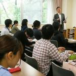 共生社会学科の学生たちが福祉施設の見学に行ってきました