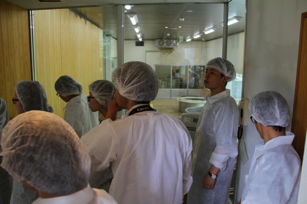 節五郎蔵では、伝統的な製法が守られています