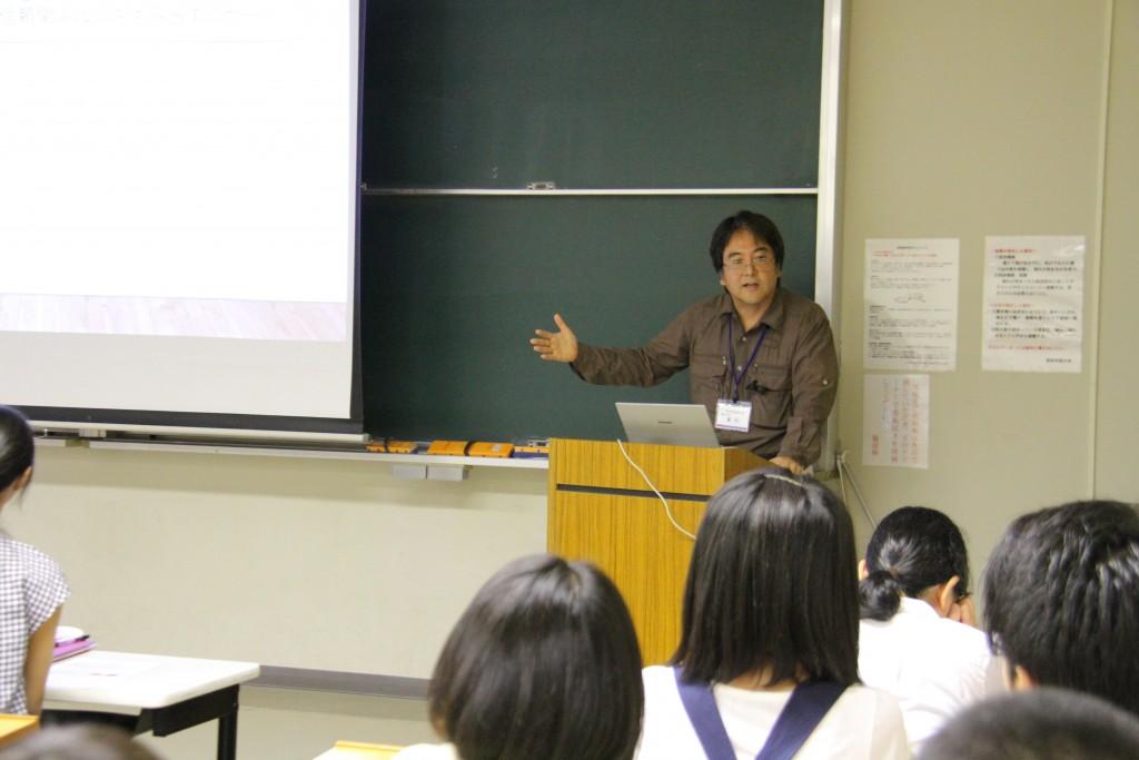 富川尚先生「首脳会議の実態ー信頼関係は世界を救う?ー」