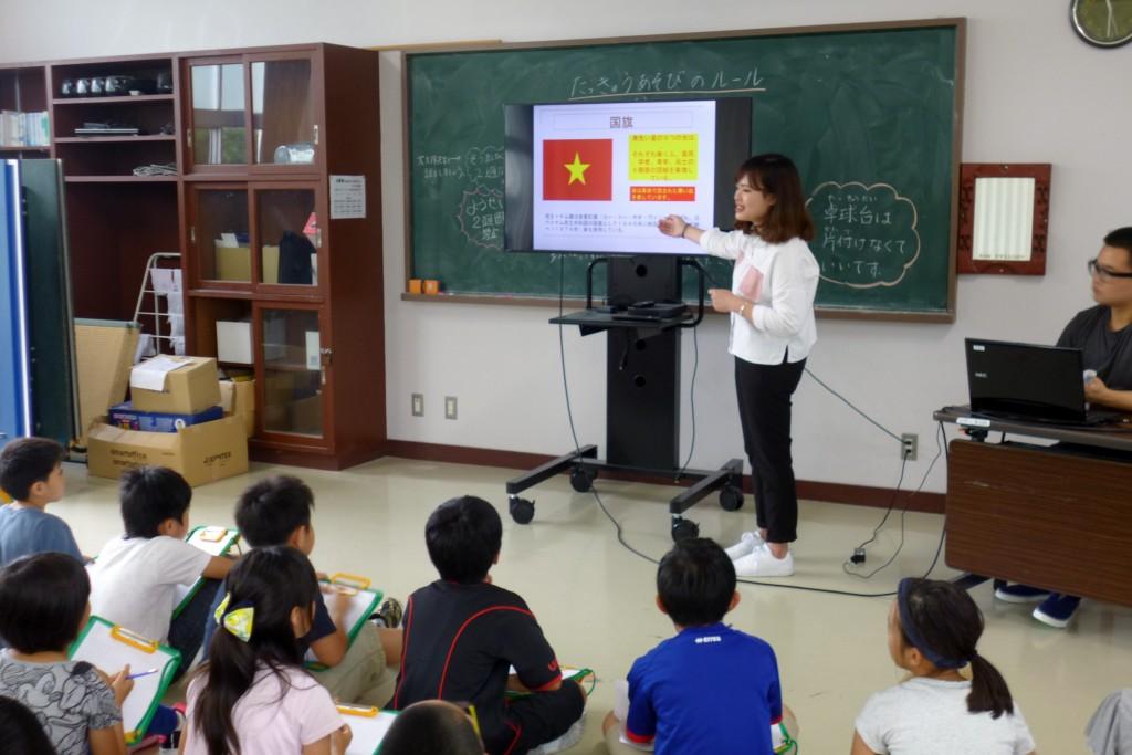 ベトナムの文化、食べ物、言葉等の紹介