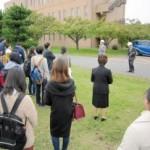【学生・教職員向け】避難訓練の実施について(10月10日)