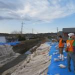 敬和学園大学の学生が、西日本豪雨災害の復興ボランティア活動に参加しました(12月)