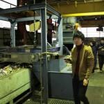 「地域学」で小柳産業さまを見学しました