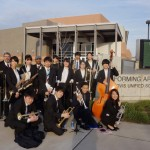 Jazz Questを中心とするメンバーが「サンホアキンバレー・ジャズ・フェスティバル」に出場し、優勝しました!