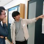 敬和学園大学の学生が、カナダ・トロント大学で開催された学部生対象の言語学会にポスター発表で参加しました