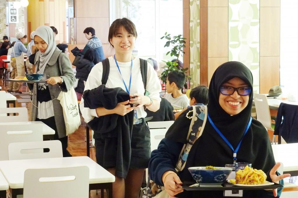 「アジア・ユース・フォーラム」 では、同世代の若者との交流を通じて異文化体験ができました