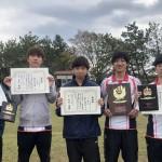 【敬和スポーツ】第41回北信越学生アーチェリー対抗戦で男子団体優勝!