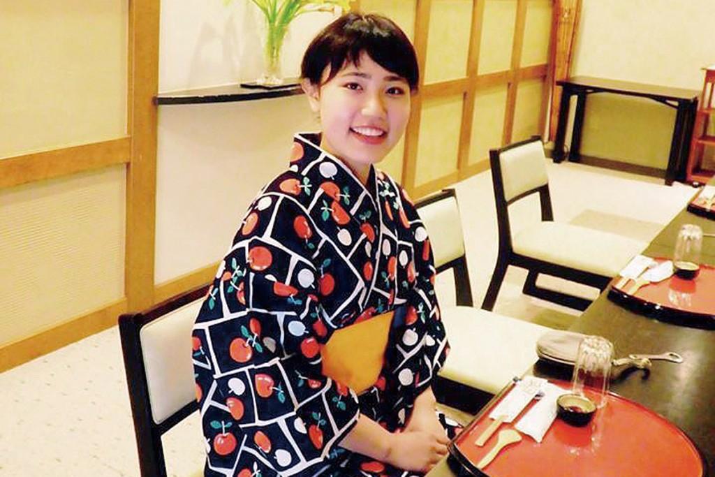 新発田市内の着付け教室では、一緒に食事に連れて行ってもらったり、楽しませてもらっています