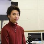 新潟日報社「地ラボニイガタ」研究員に国際文化学科3年生の長島瞭太郎さんが採用されました