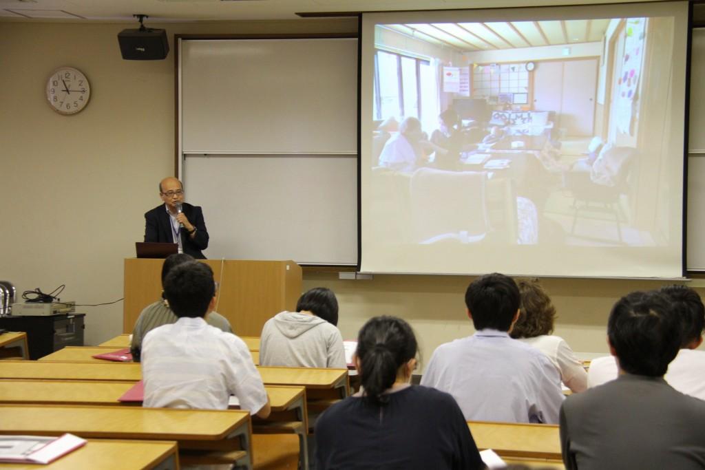 石坂誠 准教授「「思い」を形に ~社会起業の実践から~」