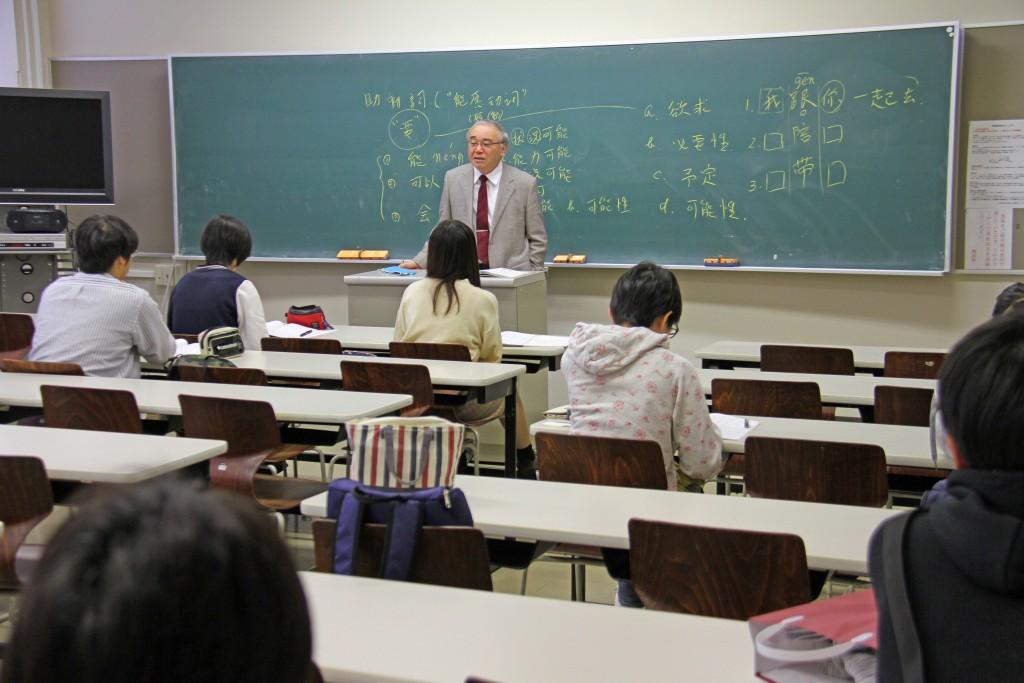 寺沢一俊講師「中国語(読む・書く)」