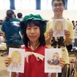 【学生レポート】アニメ研究部が同人誌展示即売会「ガタケット165」に参加しました