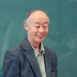 佐藤渉教授の最終講義のお知らせ(1月24日)