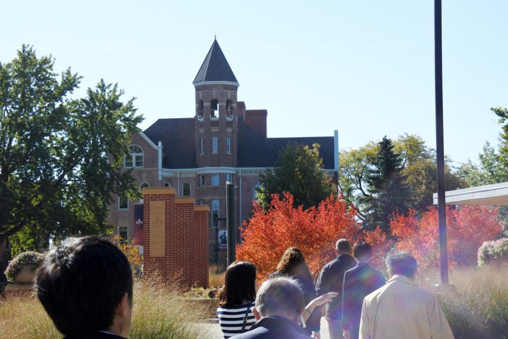 ノースウェスタン大学キャンパス