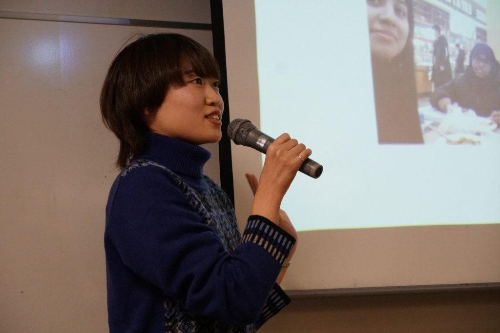 「中国山東省・済南大学長期留学」佐野まりこさん