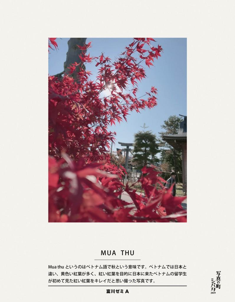17 MUA THU(富川ゼミA)