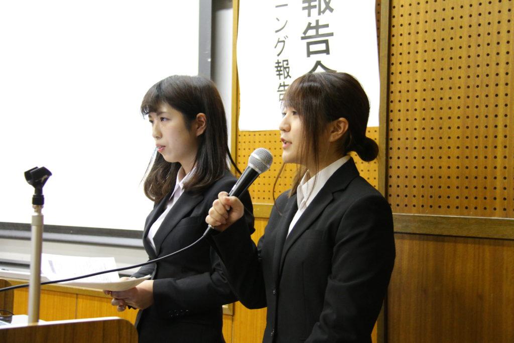 共生社会学科実習報告会4