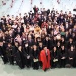 卒業生の皆さんおめでとう!第26回卒業式を挙行しました