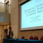 敬和学園大学の学生が、トルコ・ボアズィチ大学で開催された学会にて発表を行いました