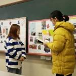 日本語入門クラスで異文化について相互理解を深める発表会を行いました