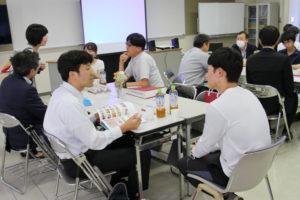 20190626高校教員対象進学説明会