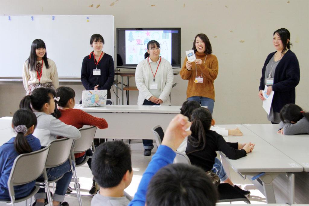 外山節子先生の教え子たちが、地域の子どもたちへの英語教育に尽力しています