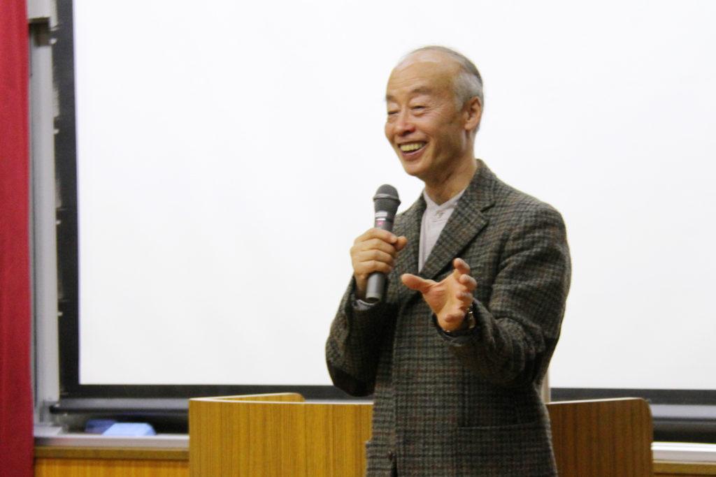 佐藤渉先生の最終講義(2020年1月24日)
