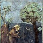 フランシス「被造物の讃歌」で秋の日を讃えます