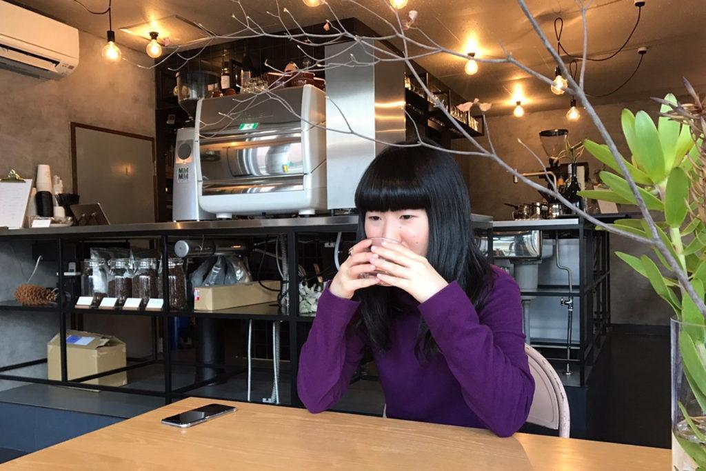 お気に入りのカフェを見つけるのが楽しみです