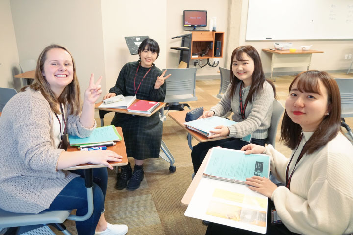 留学プログラム