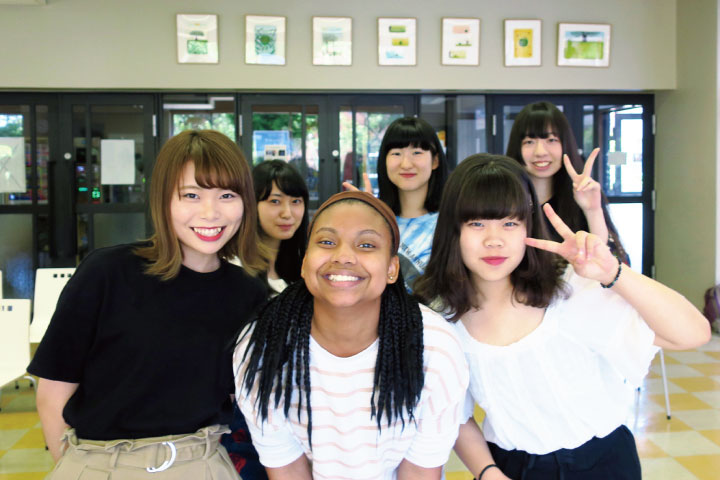 JCLP留学生支援