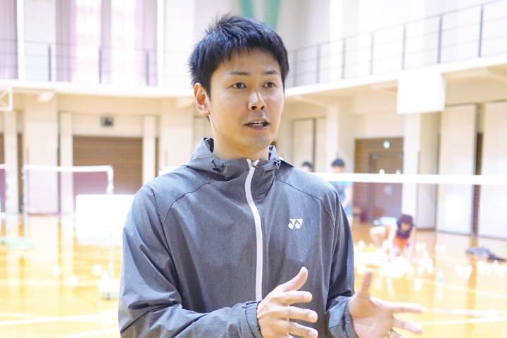 藤原達矢コーチ
