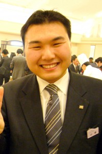 【卒業生リレー・エッセイ9】~新潟グランドホテルで活躍する川崎俊さん~