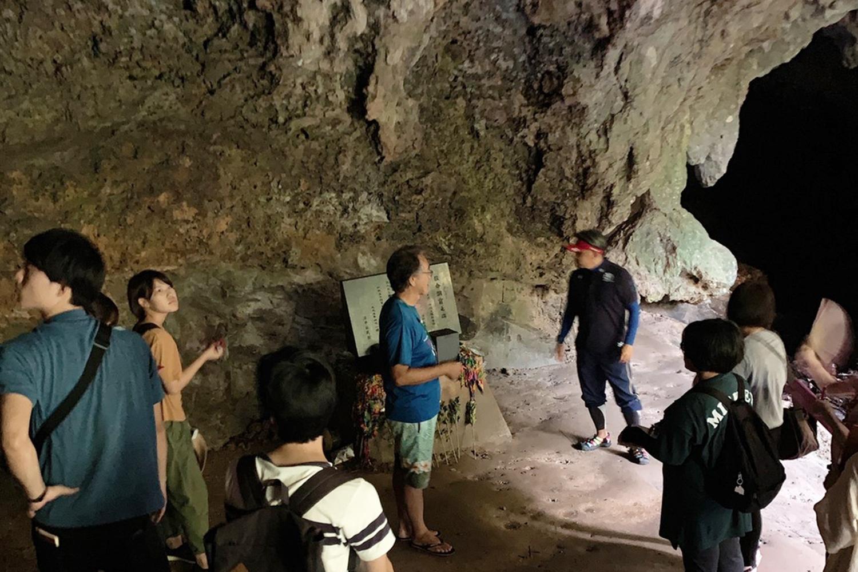 【学生レポート】沖縄の「過去」を心に刻んだ4日間~沖縄・広島・長崎から平和を考える学びあいに参加して~
