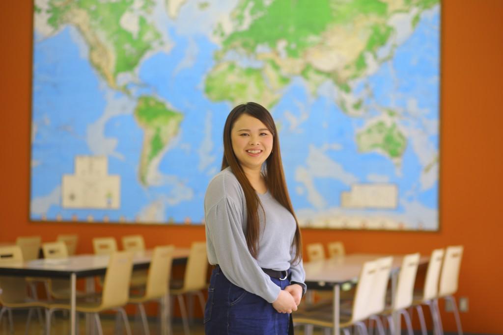 【学生インタビュー】英語を学び、異文化を知る。国際交流の経験を将来へつなぐ