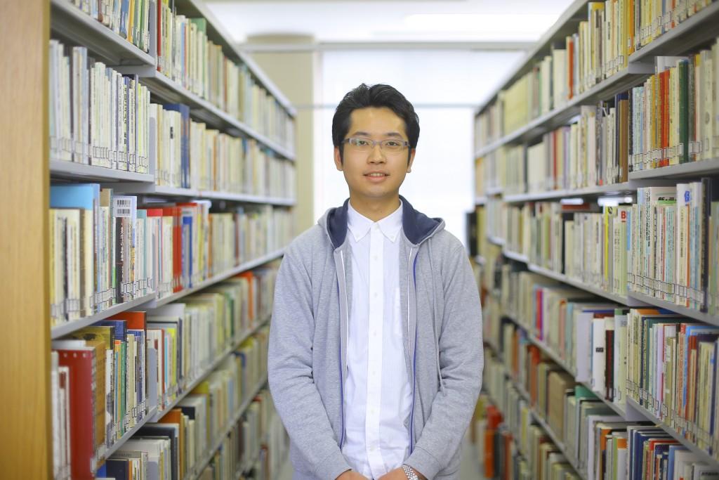 【学生インタビュー】人を幸せにすることが自分の幸せ。学外活動で見つけた「幸福論」