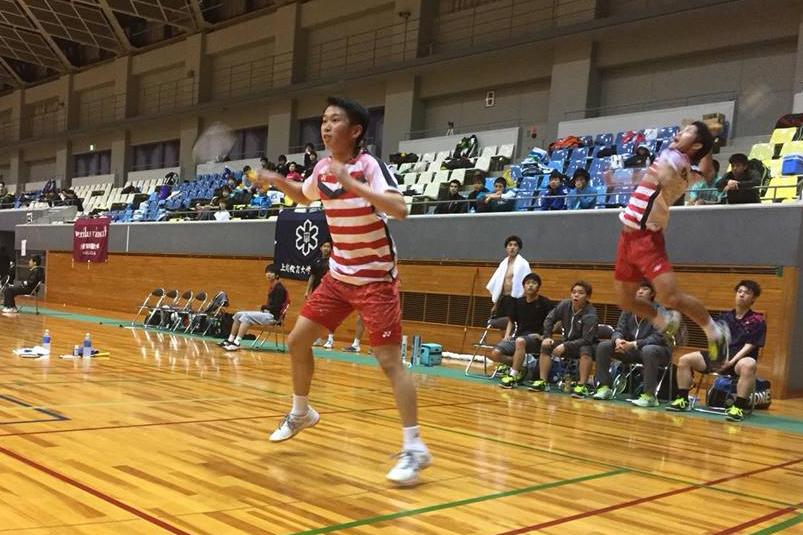 【敬和スポーツ】バドミントン部が北信越1部リーグ準優勝