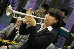 【チャレンジ学生49】JAZZで敬和を、新発田を盛り上げる!