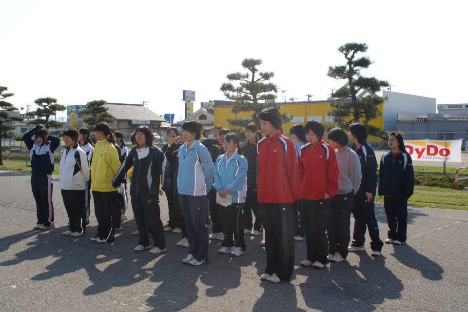 学長杯高校生テニス大会を開催!