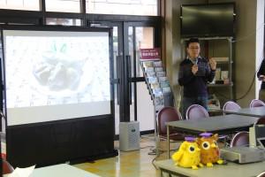 学生が授業で作ったドキュメンタリー映像を発表しました!