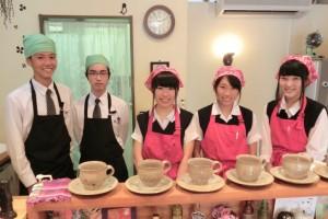 食欲の秋!まちカフェで芝農カフェを開催します(11月7日)