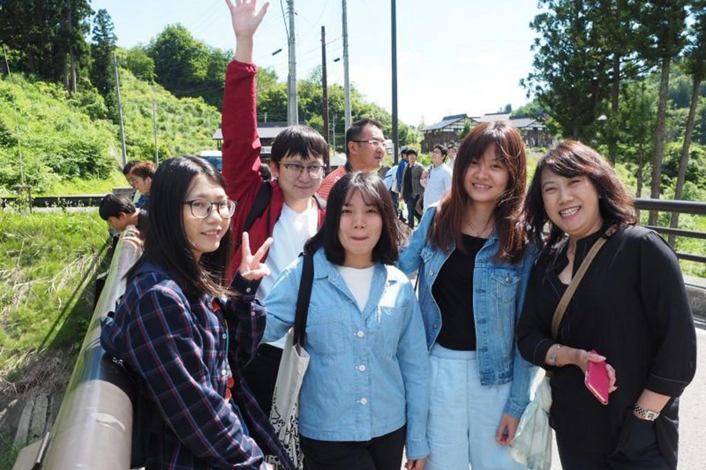 【ゼミ】山古志で、自然と人間が共存する日本の原風景を見てきました(房・一戸)