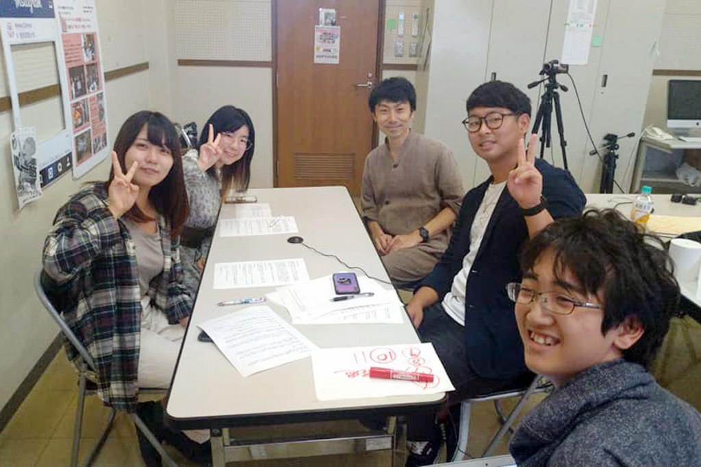 敬和学園大学学生によるラジオ番組がリニューアル・スタート!(10月)