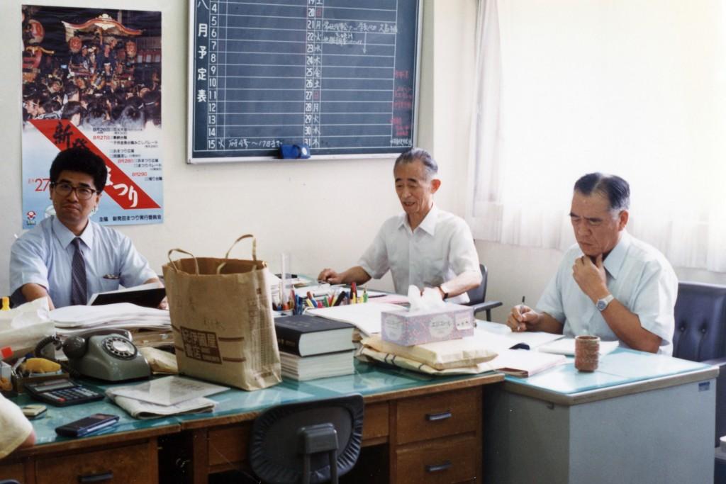 大学事務局の基礎を築いた菊地次郎氏逝く