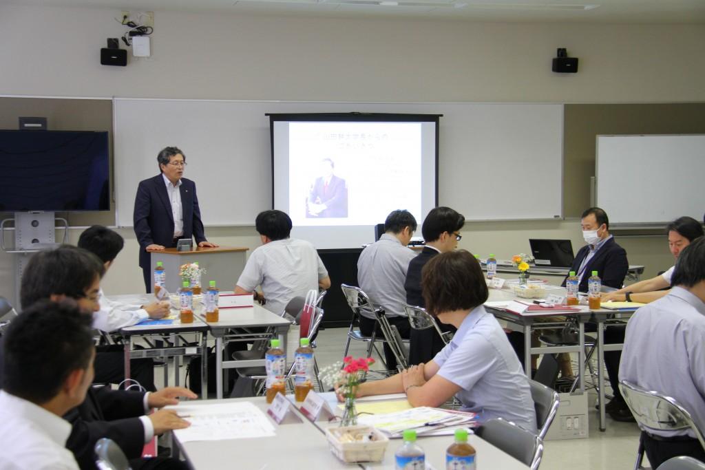 高校教員対象の大学説明会を開催しました