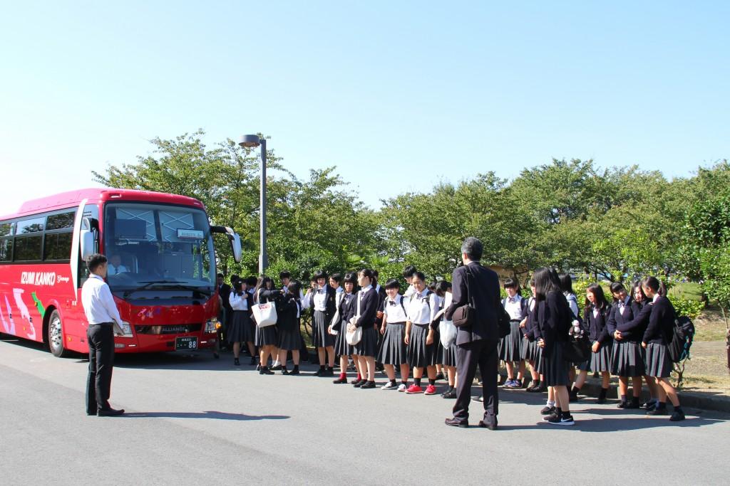新潟向陽高校1年生の皆さまが大学見学に来学されました