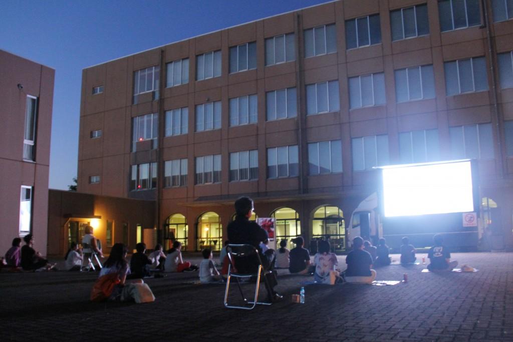 「ヱヴァンゲリヲン新劇場版:序」、夏休み映画上映会を開催しました