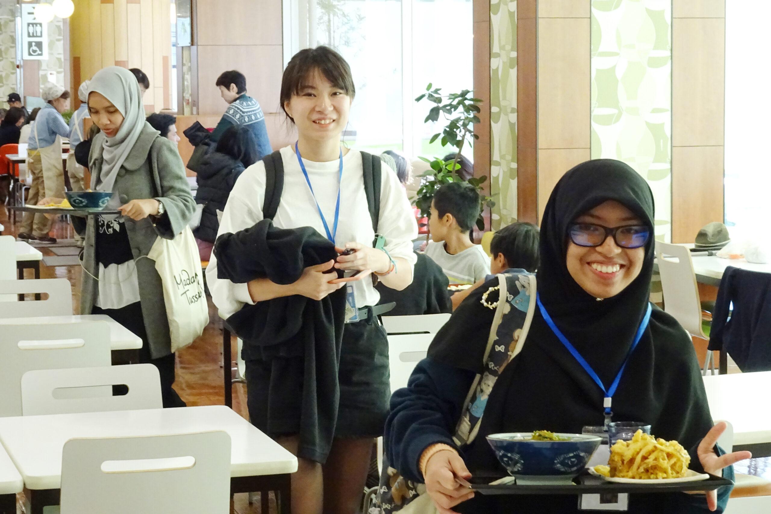 【学生レポート】大好きな英語がさらに好きになりました~AYFに参加して~