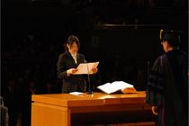 入学式のご案内(2012年度)