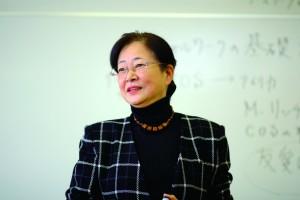 青山良子教授の最終講義のお知らせ(1月25日)